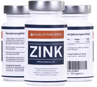 VALUELIFE PURE SERIES: ZINK