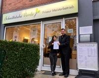 Neuer Veganer Friseur Schnittstube Verde in Hamburg eröffnet