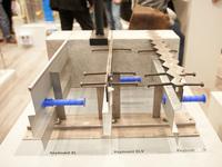 NEU - Keyboard XLS - Fugenprofil für Hallenböden und Fahrbahnplatten
