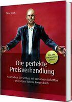 Die perfekte Preisverhandlung - neues Buch von Tim Taxis