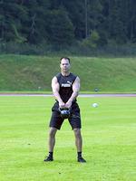 Training mit der Kettlebell - eine Alternative zum konventionellen Krafttraining?