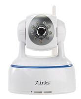 7links Dreh- & schwenkbare Indoor-IP-Kamera, Full HD
