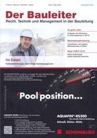 """Informationsdienst """"Der Bauleiter"""""""