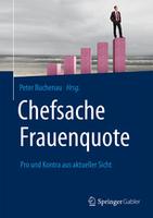 """""""Chefsache Frauenquote"""" TALK in Wien"""