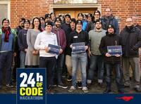 """""""24h of Code""""- ein Hackathon bei FLS zusammen mit Kieler Hochschulen"""