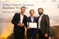 """Controlware ist bester deutscher Cisco Partner in der Kategorie """"Architectural Excellence: Enterprise Networks"""""""