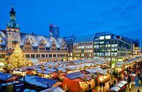 Leipziger Weihnachtsmarkt 2016: Einer der schönsten Weihnachtsmärkte Deutschlands lockt mit vielen Attraktionen