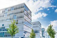 Viele Bürogebäude müssen modernisiert werden