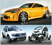 Renault-Tuningshop von ELIA gibt Vollgas