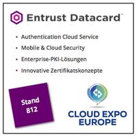 Entrust Datacard zeigt Authentication Cloud Service