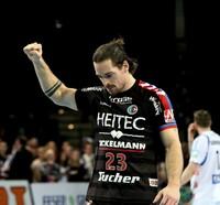 Handball-Bundesliga: HC Erlangen gewinnt deutlich gegen den Bergischen HC