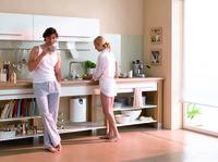 Warmes Wasser in der Küche - Tipps für die Küchenplanung