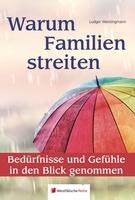 """Buchveröffentlichung """"Warum Familien streiten"""""""