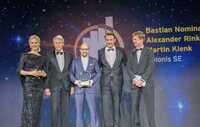 "Celonis ist ""EY Entrepreneur des Jahres"" 2016"