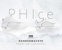 Premium Sneakerbrand PHINOMEN - 2nd Release: Line Extension & Launch des Online-Shop