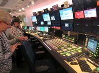 Illusion Fernsehen - Mitglieder der Rüsselsheimer Volksbank im ZDF