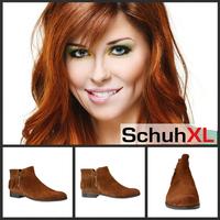 Kurzschaft Stiefel sind angesagt - Stiefeletten in Übergrößen bei SchuhXL