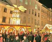 Vielfalt am 1. Advent: Weihnachtsmärkte im Frankenwald