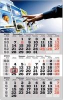 Markenführung mit PRINTAS Monatskalendern