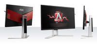 Bewegungsunschärfe war einmal: AOC präsentiert AGON-Gaming-Monitor mit 240 Hz