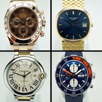 Luxus Uhren Auktion - SG Pfand und Leihhaus
