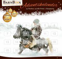 Barnboox Adventskalender: 24 attraktive Gewinne für Pferd und Reiter