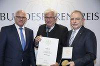 Bundesehrenpreis für die VOM FASS AG