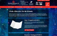 Schweiz: Advertronauts - die neuartige Werbeagentur