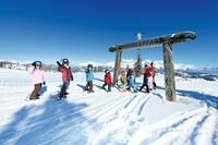 Familienskigebiet 2016 – Skigebiet Fageralm in Forstau