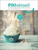 Patientenzeitschrift informiert seit 25 Jahren unabhängig über Schuppenflechte