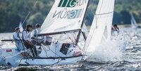 GRÜN Sailing Team schließt Saison unter TOP3 ab