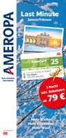 showimage Für Spontanurlauber heißt es Kofferpacken: Last Minute-Angebote von Ameropa-Reisen für kalte Wintermonate