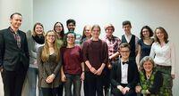 """Wenn ein """"A"""" sich im Wörterbuch unter """"Z"""" verirrt - Kölner Schreibschüler stellten ihre Ergebnisse vor"""
