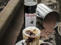 Killepitsch mit neuen kühl-heißen Cocktails für Gastronomen - Ellen Kamrad organisiert Fotoshooting