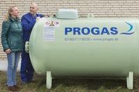 Heizen mit Flüssiggas - effizient, umweltschonend und komfortabel. PROGAS informiert.