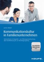 Verlosung des Buches: Kommunikationskultur in Familienunternehmen. Unternehmer im Gespräch