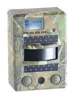 HD-Wildkamera WK-420 mit Nachtsicht, Bewegungsmelder und Aufnahme-Timer