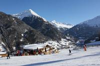 Jetzt Skifahren in Sölden: Talabfahrt offen