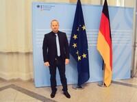 Einladung ins Bundeswirtschaftsministerium nach Berlin
