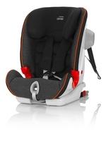 Premium Sicherheit für Auto-Kindersitze, die mit dem Kind mitwachsen