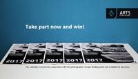 """Verlosung Fotokalender 2017 """"Essential to take off"""""""