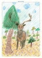 Malaktion der Sparda-Bank München: Für jedes Wald-Tier wird ein Baum gepflanzt