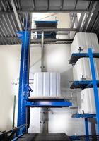 AMI hebt mit Transportlift die IBC-Blasen im Hause WERIT auf eine neue Ebene