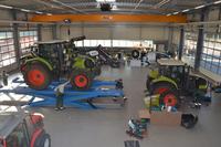 Service-Tipps von AGRAVIS: Winterpause für die Erntemaschinen