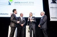 """Heinz von Heiden erhält Sonderpreis als """"Bester Brückenbauer"""""""