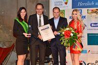 Leipziger Tourismuspreis 2016 geht an RasenBallsport Leipzig und Prof. Ulf Schirmer
