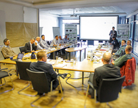 GKN Sinter Metals hosts collaborative additive manufacturing workshop