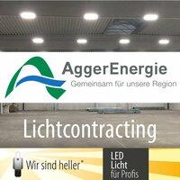 Lichtcontracting für das Oberbergische