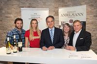 Pfälzer Weingut Anselmann nimmt wieder an Olympischen Spielen teil