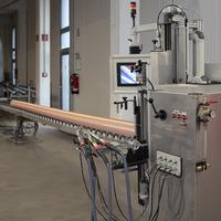 Vergrößerung des Produktlagers und Ausweitung des Maschinenparks